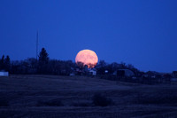 2 Full Moon Rising