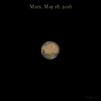 The Red Planet, 2016-05-18